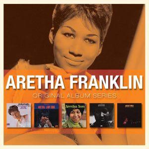 Aretha Franklin - Original Album Series Vol.1 (5CD) [ CD ]