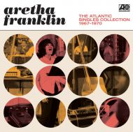 Aretha Franklin - The Atlantic Singles Collection 1967-1970 (Mono Remastered) (2CD) [ CD ]