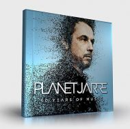Jean-Michel Jarre - Planet Jarre (50 Years Of Music) (4 x Vinyl Coffetable Book) [ LP ]