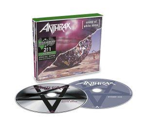 Anthrax - Sound Of White Noise & Stomp 442 (2CD Box) [ CD ]
