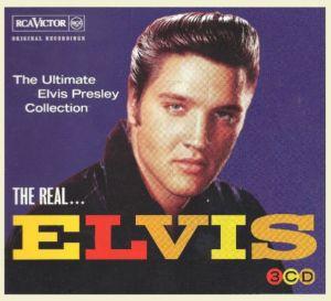 Elvis Presley - The Real... Elvis (The Ultimate Elvis Presley Collection) (3CD Box) [ CD ]