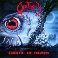 Obituary - Cause of Death (Reissue) [ CD ]