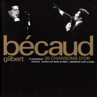 Gilbert Becaud - 20 Chansons D'or [ CD ]