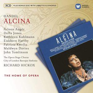 Handel, G. F. - Alcina (4CD) [ CD ]