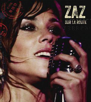 Zaz - Sur la route (Blu-Ray) [ BLU-RAY ]