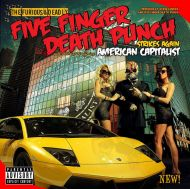 Five Finger Death Punch - American Capitalist (Deluxe) [ CD ]