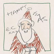 Eric Clapton - Happy Xmas [ CD ]