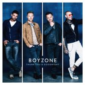 Boyzone - Thank You & Goodnight [ CD ]