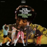 Sly & The Family Stone - A Whole New Thing (Vinyl) [ LP ]