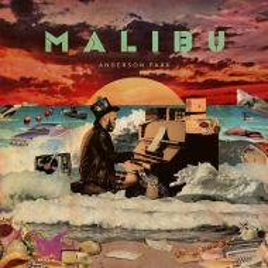 Anderson .Paak - Malibu [ CD ]