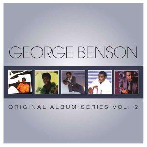 George Benson - Original Album Series Vol.2 (5CD) [ CD ]