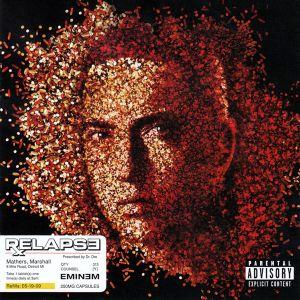 Eminem - Relapse [ CD ]