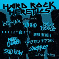 Hard Rock Heretics - Various Artists (Limited Edition) (Vinyl) [ LP ]