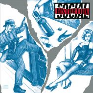 Social Distortion - Social Distortion [ CD ]