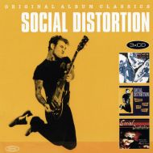 Social Distortion - Original Album Classics (3CD Box) [ CD ]
