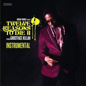 Ghostface Killah - 12 Reasons To Die II (The Instrumentals) (Vinyl) [ LP ]