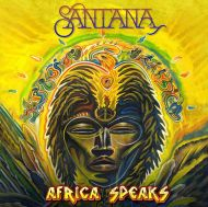 Santana - Africa Speaks [ CD ]