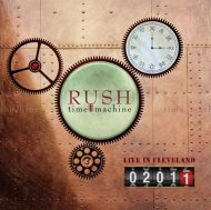 Rush - Time Machine 2011: Live In Cleveland (4 x Vinyl Box Set) [ LP ]