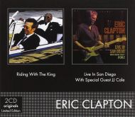 Eric Clapton - Riding With The King & Live In San Diego (2CD) [ CD ]