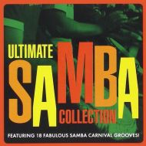 Ultimate Samba Collection - Various [ CD ]