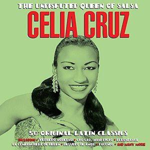 Celia Cruz - Undisputed Queen Of Salsa (2CD) [ CD ]