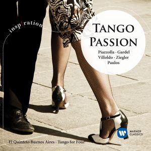 Tango Passion - Piazzolla, Gardel, Villoldo.. [ CD ]