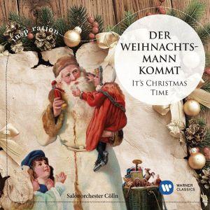 It's Christmas Time (Humperdinck, Rhode, Lindemann) - Salonorchester Colln [ CD ]