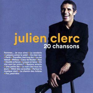 Julien Clerc - Best Of - 20 Chansons [ CD ]