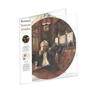 Renaud - Boucan D'Enfer (Limited Edition Picture Disc) (2 x Vinyl) [ LP ]