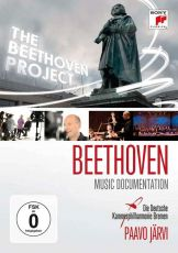 "Jarvi, Paavo - Documentary ""The Beethoven Project"" & Ma (DVD-Video) [ DVD ]"