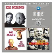 De Mens - The Triple Album Collection (3CD) [ CD ]