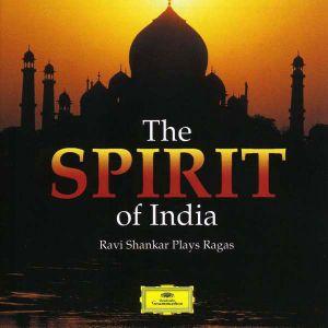 Ravi Shankar - The Spirit Of India (Ravi Shankar Plays Ragas) [ CD ]