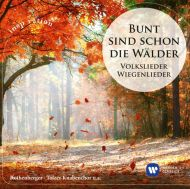 Anneliese Rothenberger - Autumn Colours (German Folk Songs) [ CD ]
