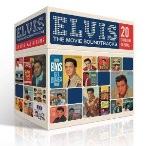 Elvis Presley - The Perfect Elvis Presley Soundtracks Collection (20CD Box) [ CD ]