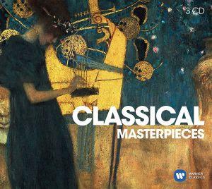Classical Masterpieces - Various (3CD) [ CD ]