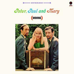 Peter, Paul & Mary - Moving (Vinyl) [ LP ]