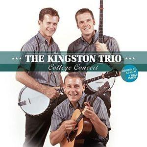 The Kingston Trio - College Concert (Vinyl) [ LP ]