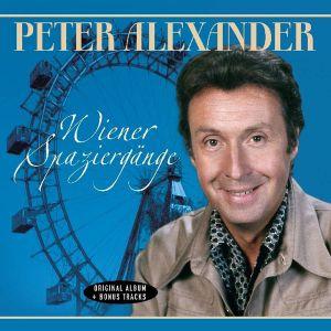 Peter Alexander - Wiener Spaziergange (Vinyl) [ LP ]