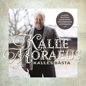 Kalle Moraeus - Kalles Basta [ CD ]
