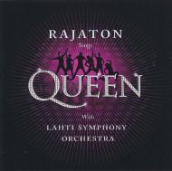 Rajaton - Rajaton Sings Queen with Lahti Symphony Orchestra [ CD ]