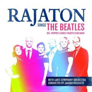 Rajaton - Rajaton Sings The Beatles with Lahti Symphony Orchestra  [ CD ]