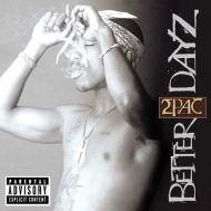 2Pac (Tupac Shakur) - Better Dayz (2CD) [ CD ]