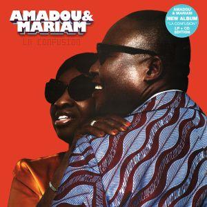 Amadou & Mariam - La Confusion (Vinyl with CD) [ LP ]