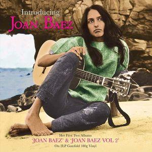 Joan Baez - Introducing Joan Baez (2 x Vinyl) [ LP ]