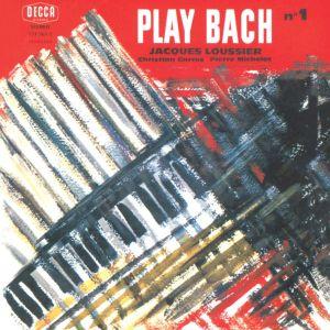 Jacques Loussier - Play Bach No.1 [ CD ]