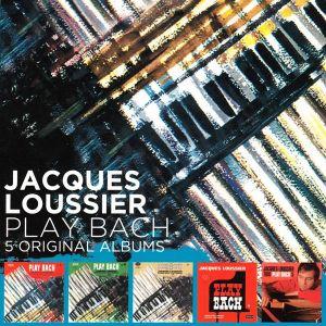 Jacques Loussier - 5 Original Albums (5CD) [ CD ]