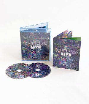 Coldplay - Live 2012 (Blu-Ray with CD) [ BLU-RAY ]