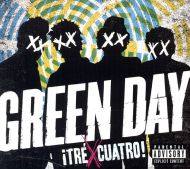 Green Day - TRE! / ¡Cuatro! (CD with DVD) [ CD ]