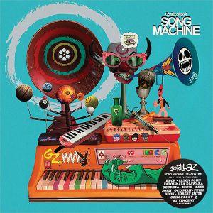 Gorillaz - Song Machine, Season One: Strange Timez (Black Vinyl) [ LP ]