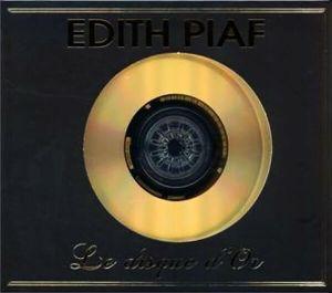 Edith Piaf - Le Disque D'Or [ CD ]